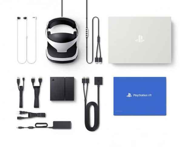 Шлем виртуальной реальности Sony PlayStation VR выходит в октябре 2